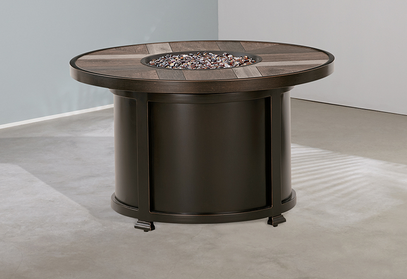 Omaha Round Fire Pit